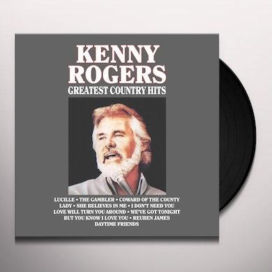 Kenny Rogers GREATEST HITS Vinyl Record