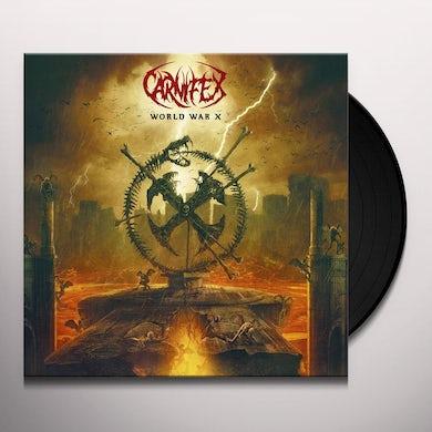 Carnifex WORLD WAR X Vinyl Record