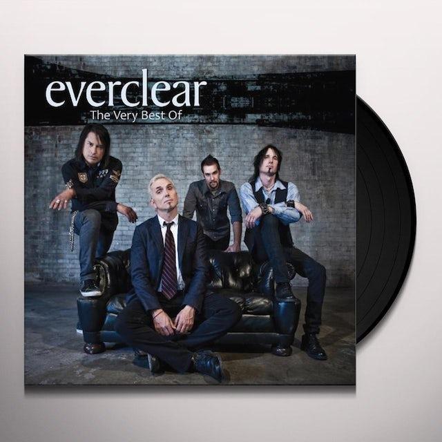 VERY BEST OF EVERCLEAR Vinyl Record