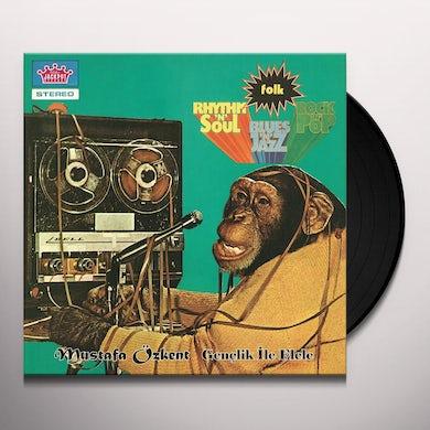 Mustafa Özkent GENCLIK ILE ELELE Vinyl Record