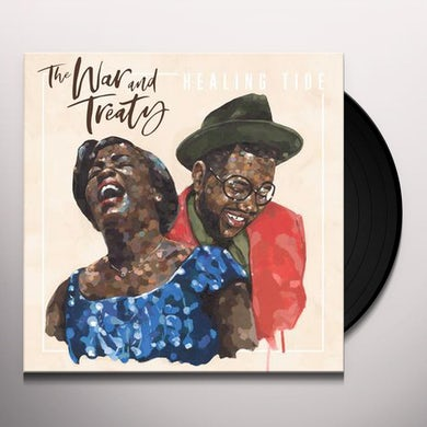 HEALING TIDE Vinyl Record
