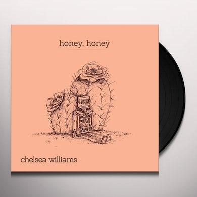 Chelsea Williams HONEY HONEY Vinyl Record