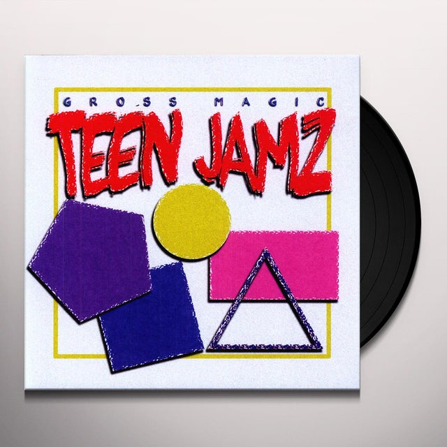 Gross Magic TEEN JAMZ Vinyl Record