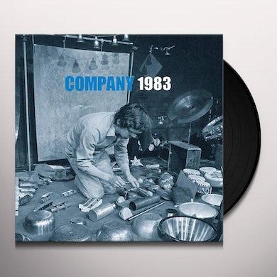 Company 1983 Vinyl Record