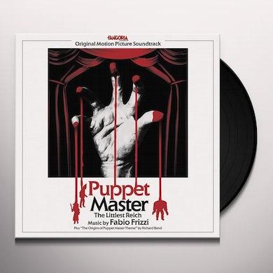 Fabio Frizzi Puppet Master: The Littlest Reich (OSC) Vinyl Record
