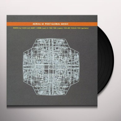 Aerial-M POST-GLOBAL MUSIC Vinyl Record