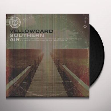 Yellowcard SOUTHERN AIR Vinyl Record