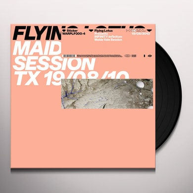 "Flying Lotus Presents INFINITY ""Infinitum"": Maida Vale Session Vinyl Record"