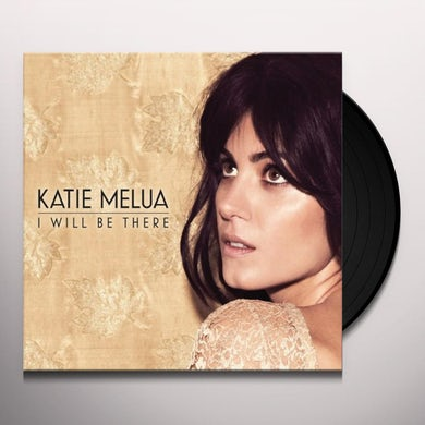 Katie Melua I WILL BE THERE Vinyl Record - UK Release
