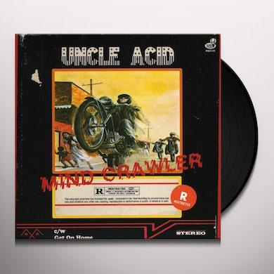 Uncle Acid & The Deadbeats MIND CRAWLER Vinyl Record