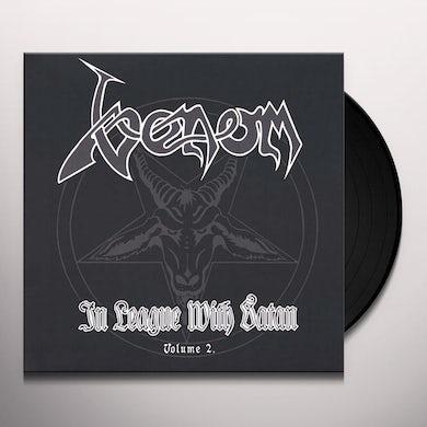 Venom IN LEAGUE WITH SATAN VOL 2 Vinyl Record