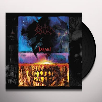 Rotten Sound DRAIN Vinyl Record