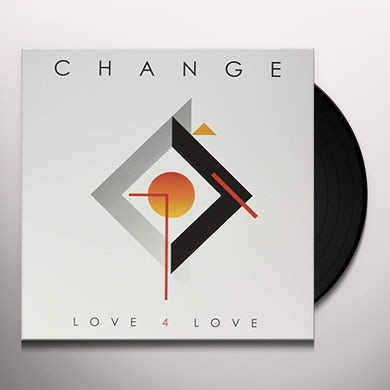 Change LOVE 4 LOVE Vinyl Record