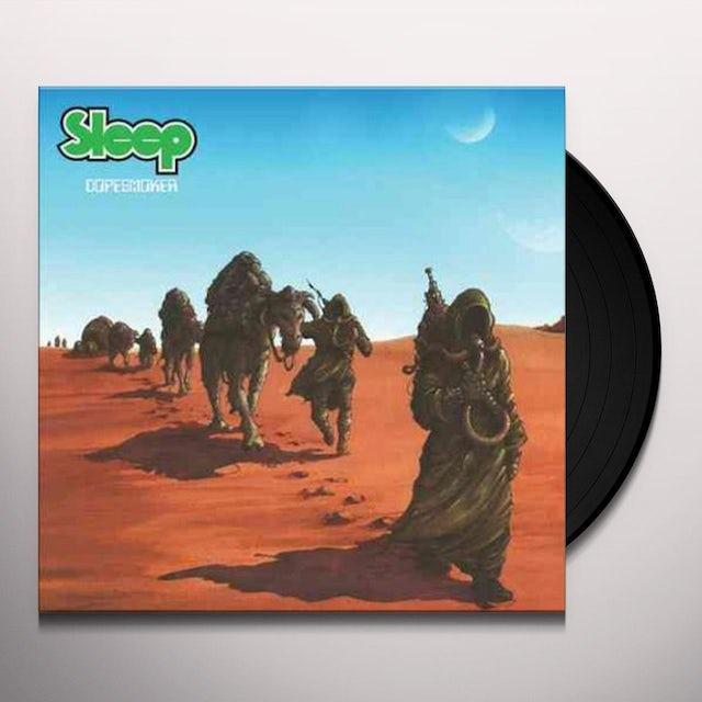 Sleep DOPESMOKER Vinyl Record