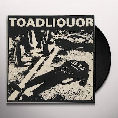 Toadliquor HORTATOR'S LAMENT Vinyl Record