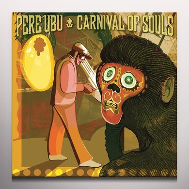 Carnival Of Souls (Gold Vinyl Ltd Ed) Vinyl Record