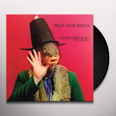 Captain Beefheart TROUT MASK REPLICA Vinyl Record