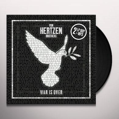 WAR IS OVER Vinyl Record