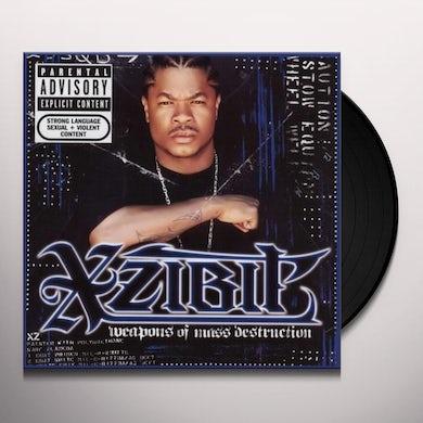 Xzibit WEAPONS OF MASS DESTRUCTION (Vinyl)