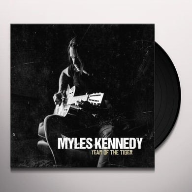 Myles Kennedy YEAR OF THE TIGER Vinyl Record