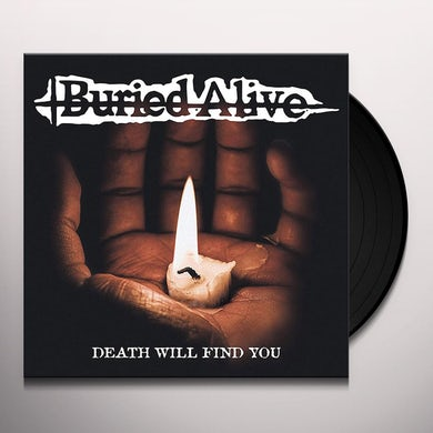 """Death Will Find You (7"""" Single EP) (White) Vinyl Record"""