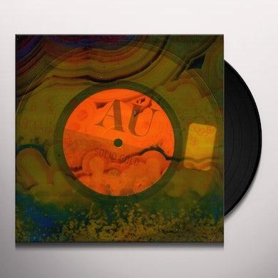 Au SOLID GOLD Vinyl Record