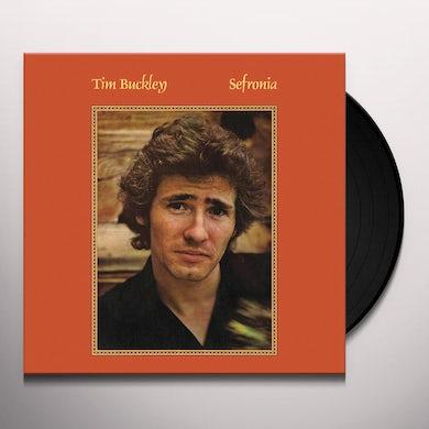 Tim Buckley SEFRONIA Vinyl Record