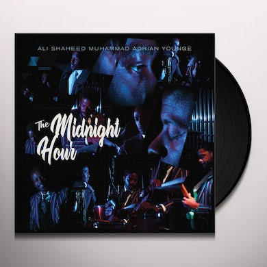 Adrian Younge MIDNIGHT HOUR Vinyl Record