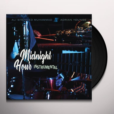 Adrian Younge MIDNIGHT HOUR INSTRUMENTALS Vinyl Record