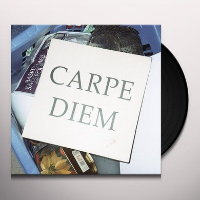 WALTER TV CARPE DIEM Vinyl Record