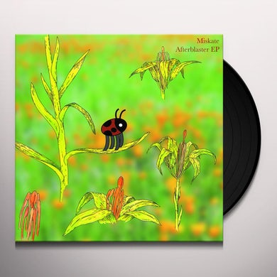 Miskate AFTERBLASTER Vinyl Record