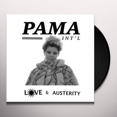 Pama International LOVE & AUSTERITY Vinyl Record