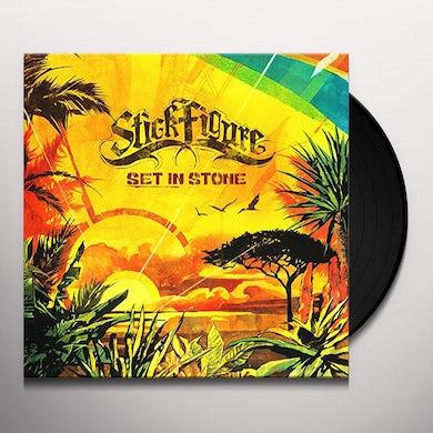 Stick Figure SET IN STONE Vinyl Record