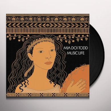 MUSIC LIFE Vinyl Record