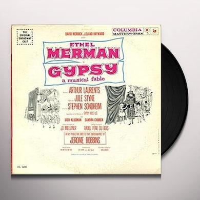 Original Cast  Gypsy (Original Broadway Cast Recording) (LP) Vinyl Record