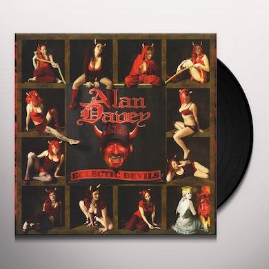 Alan Davey Eclectic Devils Vinyl Record