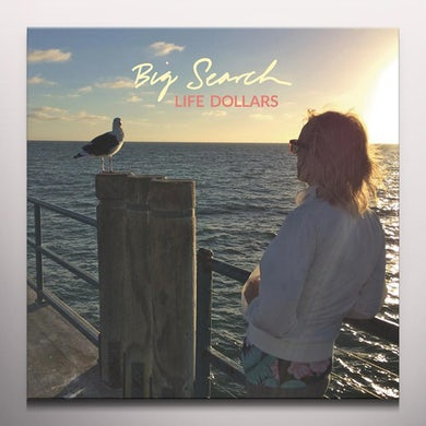 Big Search LIFE DOLLARS Vinyl Record