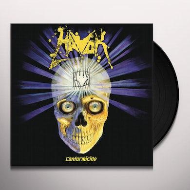 Havok CONFORMICIDE Vinyl Record