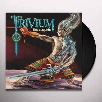 Trivium CRUSADE Vinyl Record