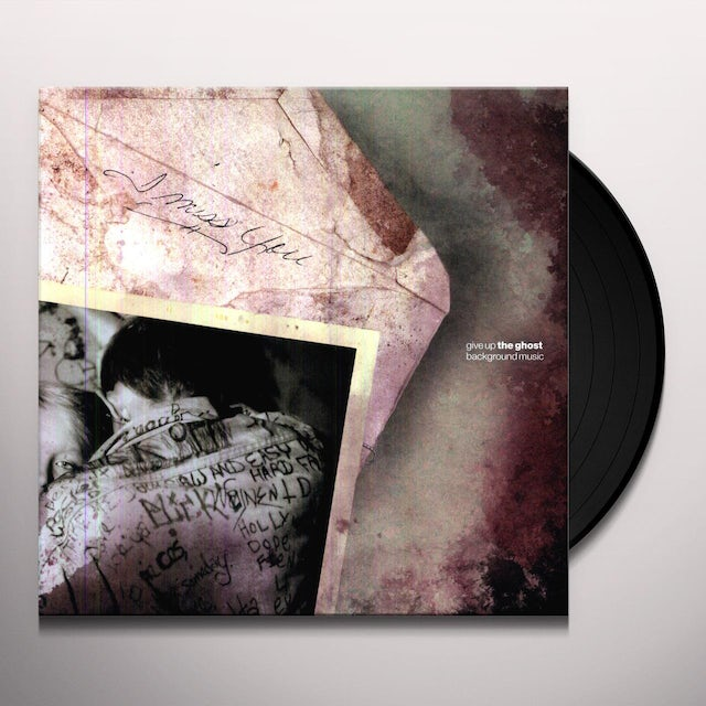 Give Up The Ghost BACKGROUND MUSIC Vinyl Record
