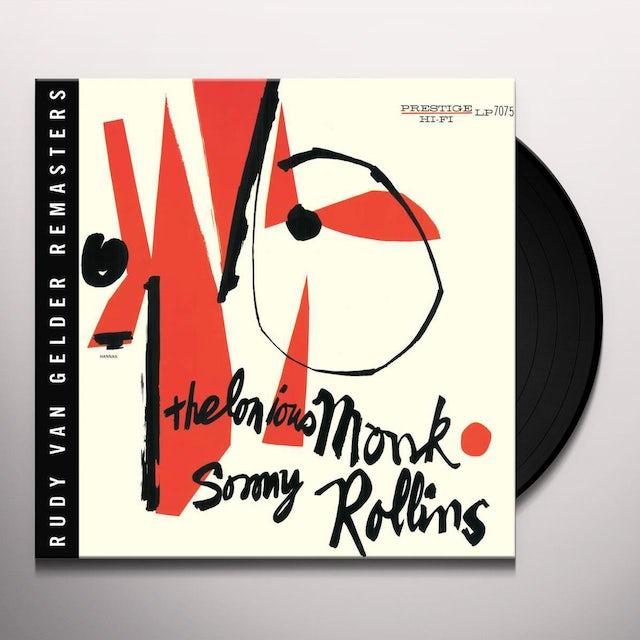 Thelonious Monk & Sonny Rollins Vinyl Record