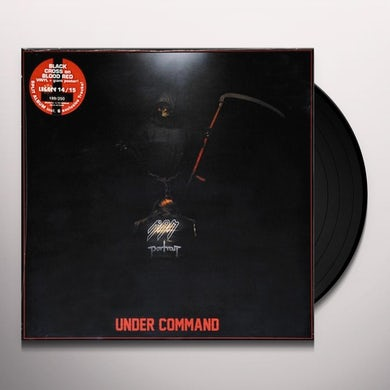 PORTRAIT UNDER COMMAND Vinyl Record