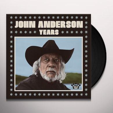 John Anderson Years Vinyl Record