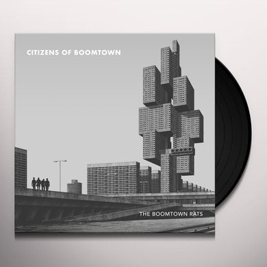 Citizens Of Boomtown Vinyl Record