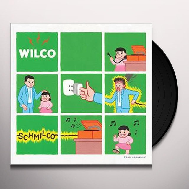 Wilco SCHMILCO Vinyl Record
