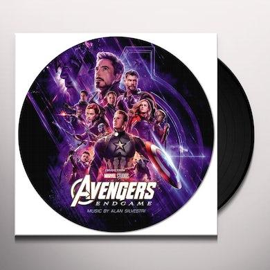 Alan Silvestri AVENGERS: ENDGAME Vinyl Record