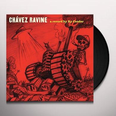 Ry Cooder CHAVEZ RAVINE Vinyl Record