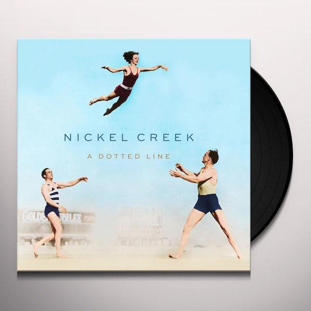 Nickel Creek DOTTED LINE Vinyl Record