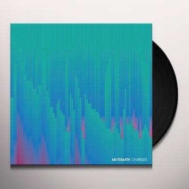 Mutemath CHANGES Vinyl Record