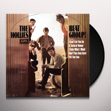 The Hollies BEAT GROUP Vinyl Record
